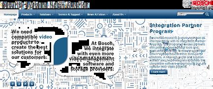 Bosch Video Integration Partner Program | Chesapeake