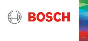 Bosch color logo